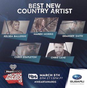 best new country artist nomineechris lane chris lane chris lane