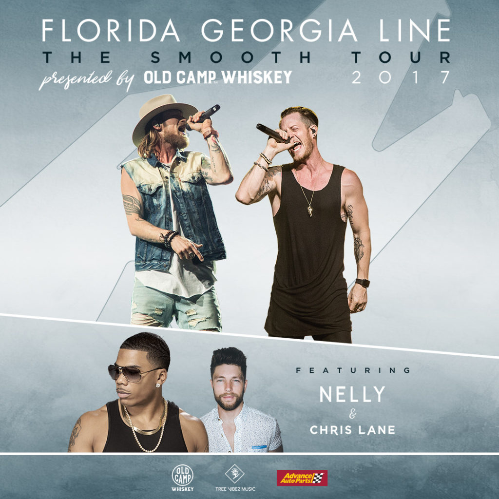 Florida Georgia Line Dig Your Roots Tour February